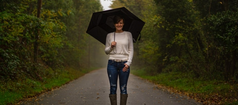 Teacher Wellbeing : Lessons From A Walk In The Rain